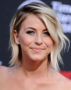 haircuts for 2014 | Julianne Hough Short Hairstyles 2014 - Short Hairstyle for Oval, Round ...