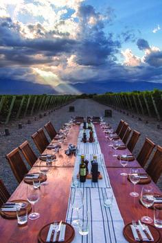 Argentina wine country  #winecountry @BadgerMaps