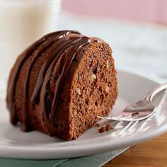 Chocolate Zucchini Cake | CookingLight.com