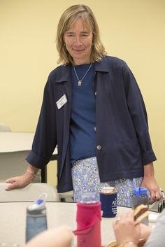 Dr. Diane Erickson, Director of Academic Affairs.