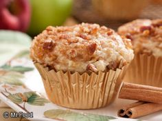 5 Easy Apple Muffin Recipes for breakfast