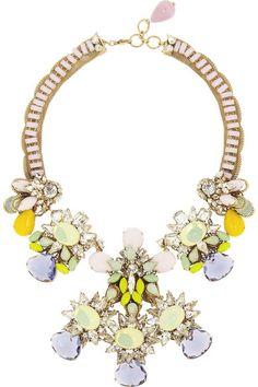 Shop now: Bijoux Necklace