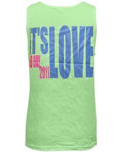 It's Love #AlphaPhi #APhi #BidDay #neon #sorority