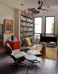 love a big bookcase
