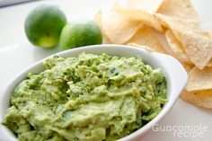 Craftaholics Anonymous®   The Best Guacamole Recipe