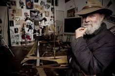 Bob Jensen portrait by John Hollingsworth