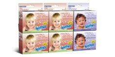 Spiffies Tooth Wipes  Multipack  Apple and Grape  120-Count: http://www.amazon.com/Spiffies-Tooth-Wipes-Multipack-120-Count/dp/B004GDY9ZO/?tag=httpbetteraff-20