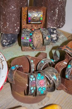 Mad Cow Company Bracelets and Cuffs The Mad Cow Company in Denver