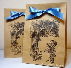 Tea Party Bags