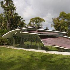 The Leaf House