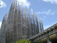 Renzo Piano, Culture Center Tjibaou, New Caledonia