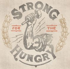Strong for the Hungry, Drew Melton
