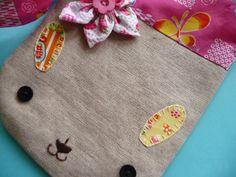 Zakka Inspired Rabbit Bag