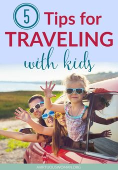 5 Tips for Traveling
