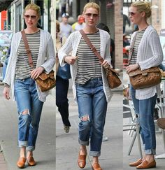 Celebrities in jeans looking normal- no big woot, just as it is