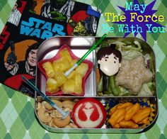 May the 4th Be With You #Bento