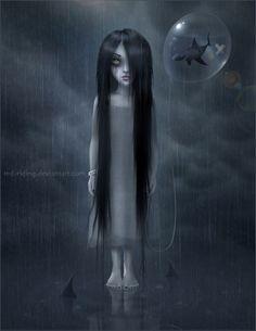 Schizophrenia an illustration by Irina Istratova