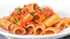 Red Pepper and Turkey Pasta #Recipe