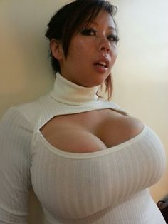 Asian Women With Huge Boobs