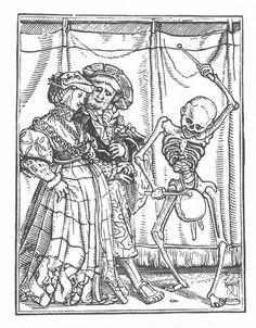 Hans Holbein the Younger, Dance of Death