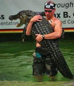 Gator Boy Paul