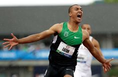 Ashton Eaton- decathlon world record