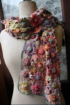 Luccello - SOPHIE DIGARD SCARF 17