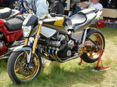 Another killer Honda CBX.