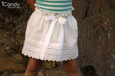 Paperbag Pillowcase Skirt Tutorial