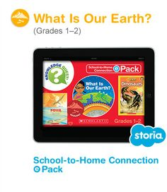 Earth science eBooks and activities!