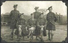 WWI Scots