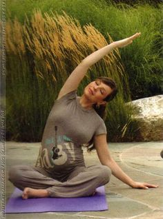 Thalia - Yoga for Pregnants