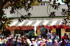 Greenock Town Day. Barossa Vintage Festival.