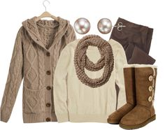 """""""Coffee & Cream"""" by qtpiekelso on Polyvore"""