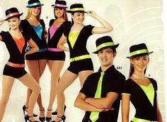 New Jazz Dance Costume Shorty Unitard CH Ladies Foil Jazzy Rhinestone Colors | eBay