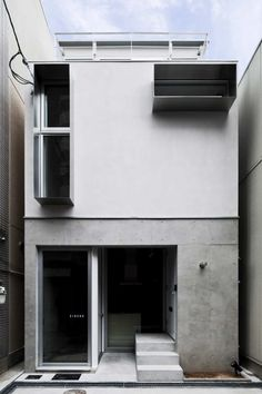 House A by Takeshi Hamada.