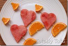 I love this fruit idea