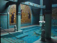 giant blue, bend oregon, turkish baths, hot tubs, place, mcmennamin hotel, blue hot