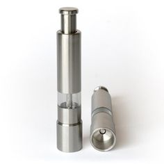 Stainless Thumb Grinder by Variety of Spice