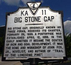 Big Stone Gap, VA
