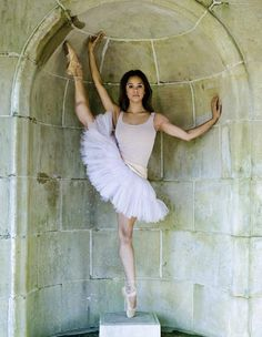 Misty Copeland. I love her.