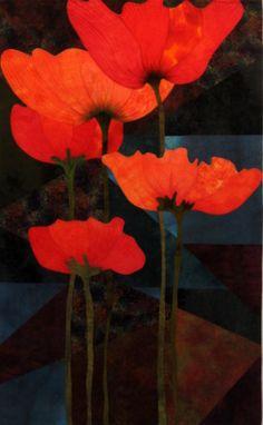 Poppy Series by Juanita Yeager