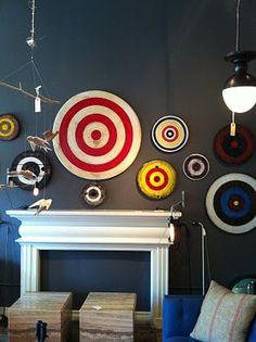 Lovely Bullseye