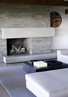 Modern and Beautiful Fireplaces