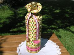 Project Challenge 2012 - Wine Cover - Judith Lynes