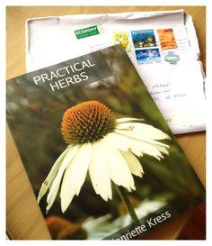 Practical Herbs by Herbalist Henriette Kress. #herbs #books #musthave