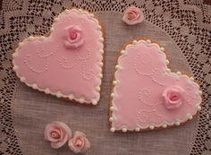 Heart CUKI CHIC Galletas decoradas