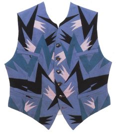 Vests by Fortunato Depero