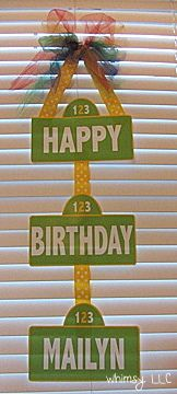 Sesame Street Birthday Sign girl parti, birthday banners, street birthday, birthday parties, birthday sign, birthday idea, sesam street, 2nd birthday, parti idea