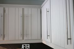 Kitchen cabinet make